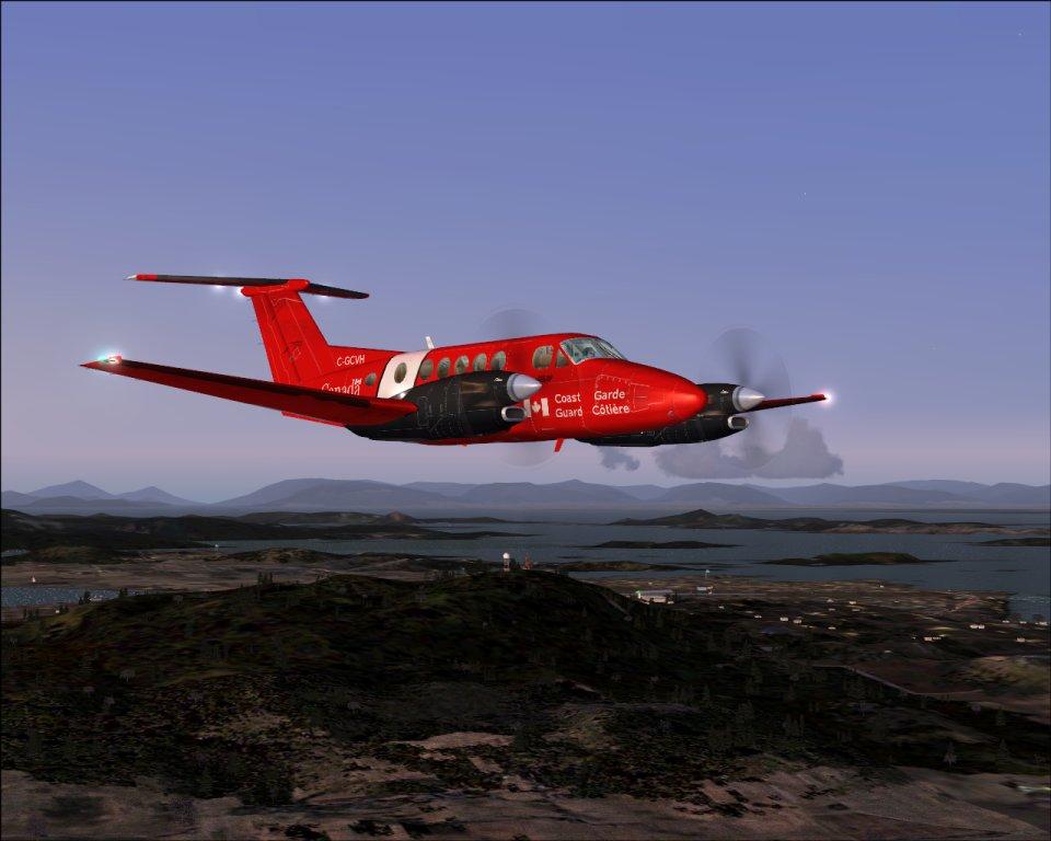Beechcraft King Air Википедия